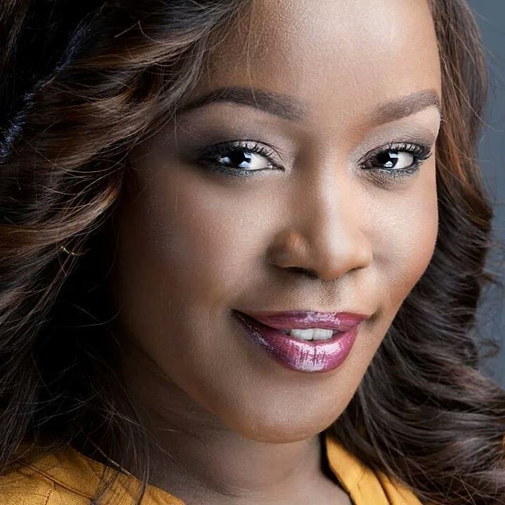 Terryane Chebet, Senior Anchor & Associate Editor Citizen TV