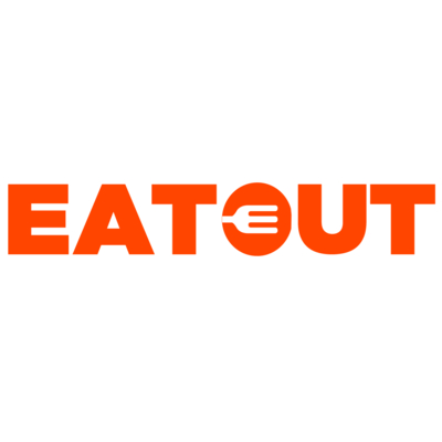 EatOut logo Orange