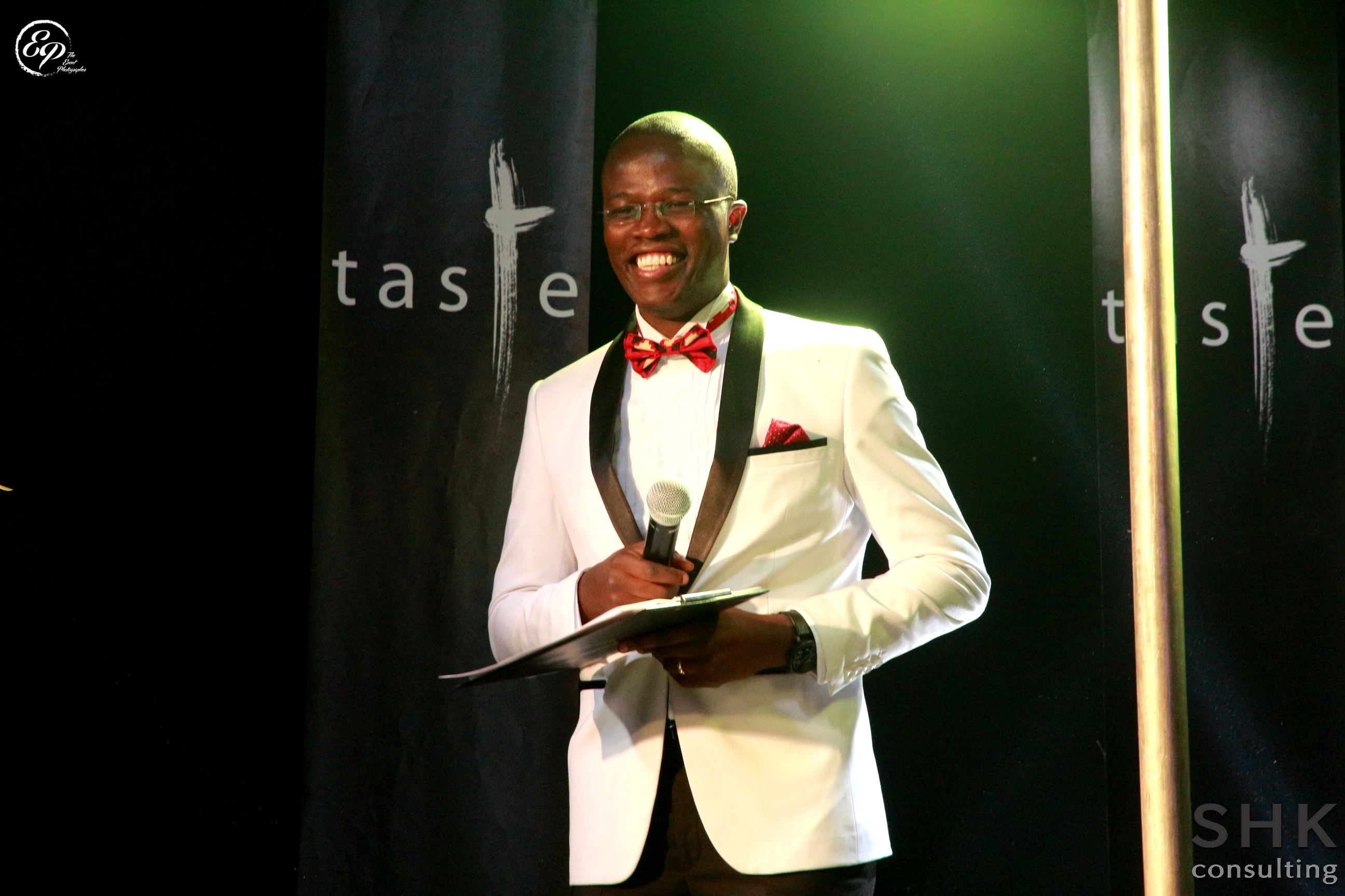 Host For The BAKE Awards, BAKE Awards, #BAKEAwards, Bonney Tunya, CNBC Africa