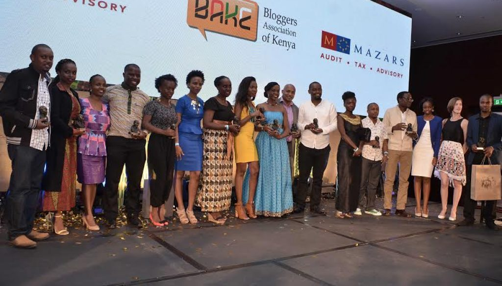 Kenyan Blog Awards, #BAKEAwards, Blog awards