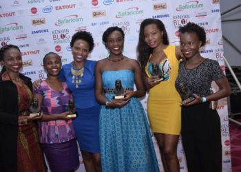 Some of the BAKE Awards 2016 winners